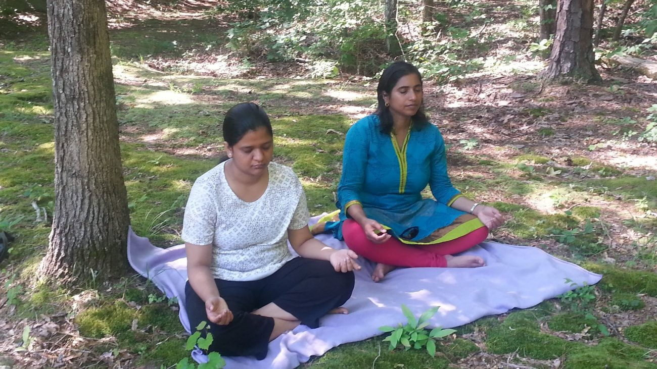 Women's Morning Rejuvenation Retreat - followed by picnic lunch @ Great Woods Zen   Charlotte   NC   US