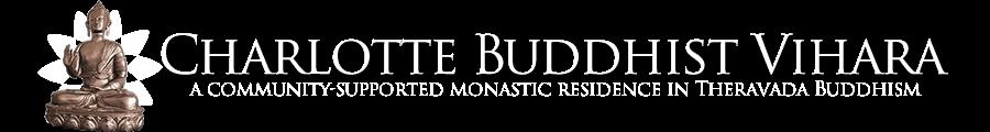 Charlotte Buddhist Vihara Logo